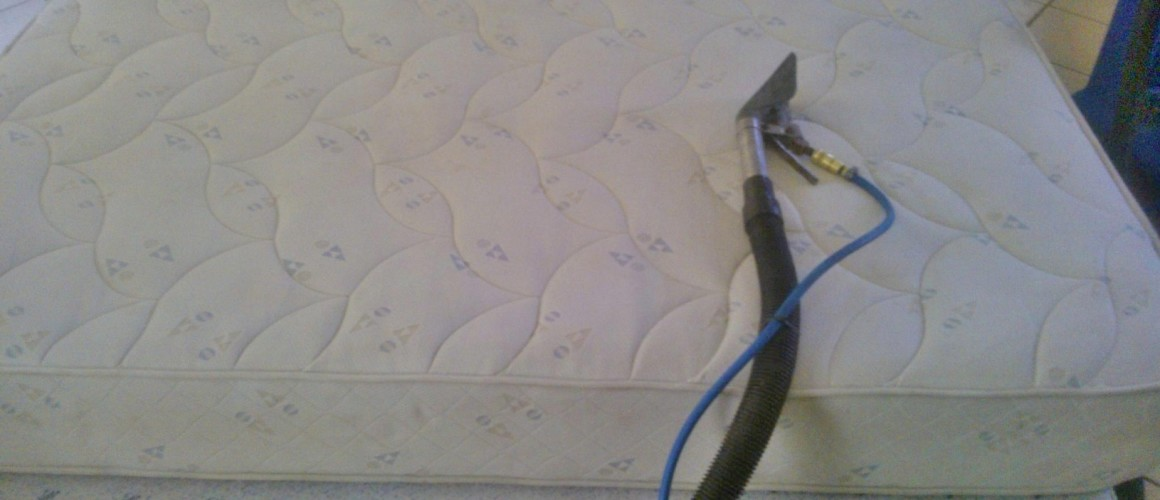 mattress cleaning after